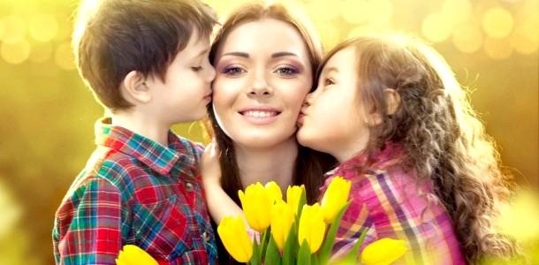 Сімейні вихідні: святкуємо 8 березня