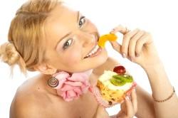 Солодке при дієті