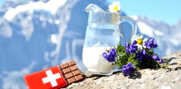 Солодке подорож для сім'ї: швейцарська шоколадна фабрика