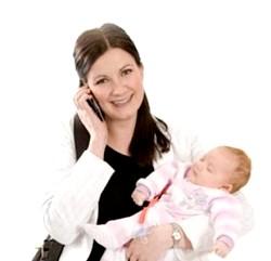 Соціальні виплати мамам-індивідуальним підприємцям
