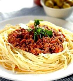 Спагетті Болоньез