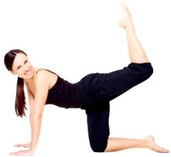 Спеціальна гімнастика для лікування опущення матки