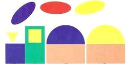 Вірші англійською про геометричні фігури