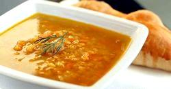 Суп з сочевиці з куркою. Популярні рецепти фото