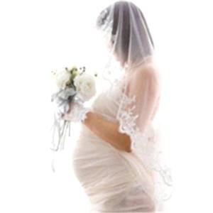 Весілля під час вагітності