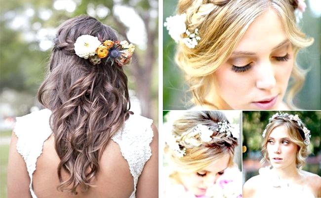Весільна зачіска - яку вибрати?