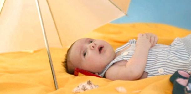 Тепловий удар у дитини: поради лікаря (відео)