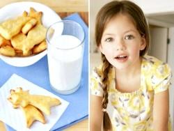 Сирне печиво для дітей