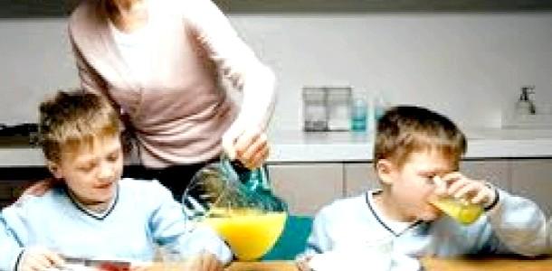 Поліпшити здоров'я дитини допоможе сніданок
