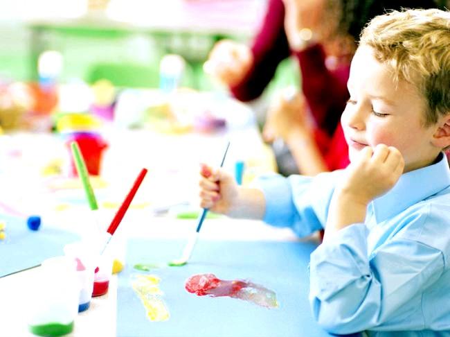 Що повинен уміти дитина в 6 років: навички самообслуговування фото