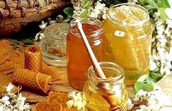 Квітковий мед. Користь фото