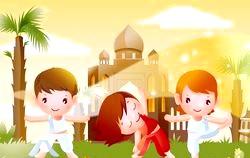 Фізкультура для дітей. Весело і цікаво