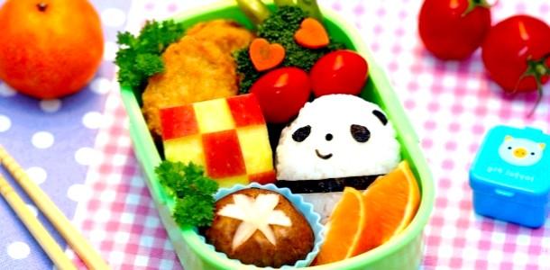 Фотопроект: Креативні шкільні обіди в Японії фото