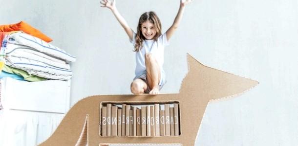 Хочу таке: дитячі меблі, з якою можна грати (ФОТО)