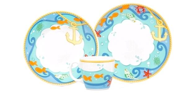 Хочу таке: дитячий посуд від Tiffany (ФОТО)