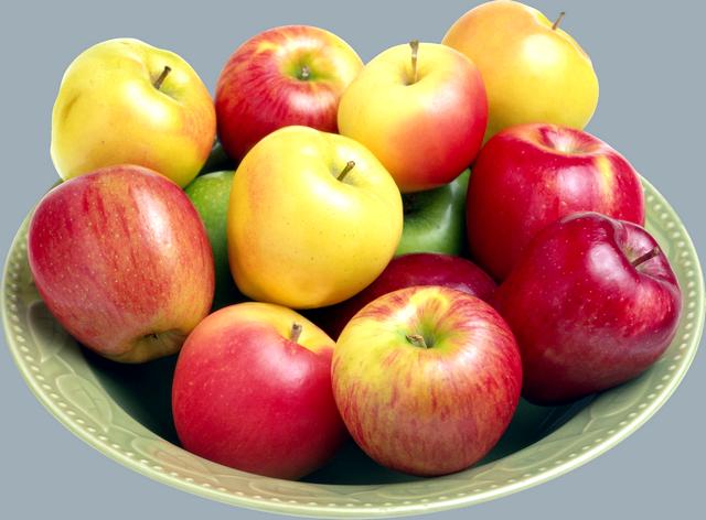 користь яблук і яблучного соку під час вагітності