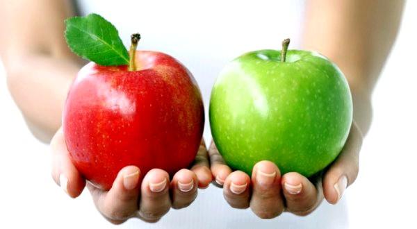 які сорти яблук краще їсти вагітним