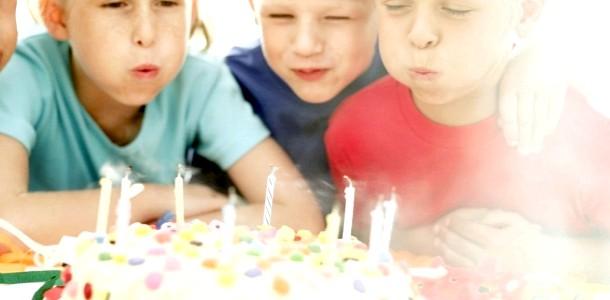 Отримайте запрошення на День народження!