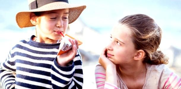 Правильне харчування - надійний помічник дитячого імунітету фото