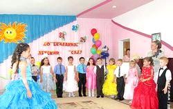 Святкуємо випускний у дитячому садку