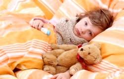 Застуда у дітей фото