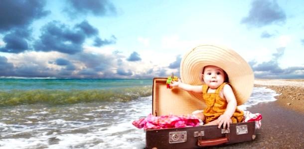Подорож з малюком: що стане в нагоді в дорозі