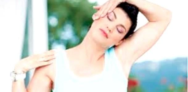 Розслаблююча зарядка для шийно-плечового відділу (відео)