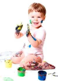 Розвиваючі ігри для малюків до року