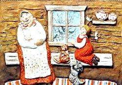 Російські народні прикмети про місяці року фото