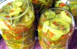 Салати на зиму без стерилізації