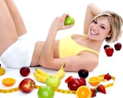 Збалансований раціон при дієті фото