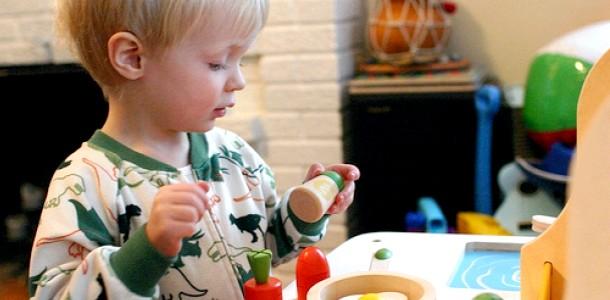 Сім'я від А до Я: ігри на кухні