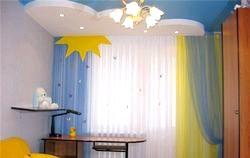 Штори для дитячої кімнати. Ідеї
