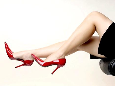 Швидка допомога втомленим ніжкам