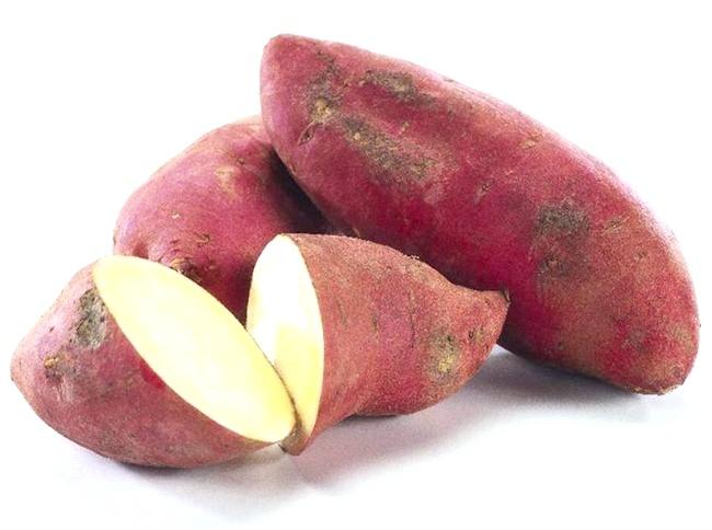 Солодка картопля (батат)
