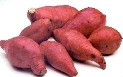 Солодкий картопля фото