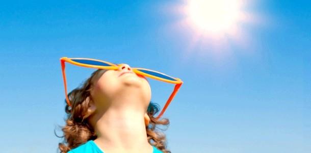 Сонячні опіки у дитини: перша допомога та профілактика