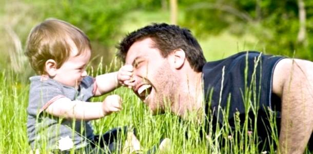 Стань чарівником. Навіть самий зайнятий тато може знайти час на дітей
