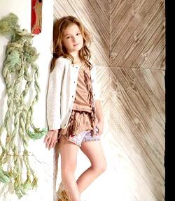 Стильний одяг для модних діток