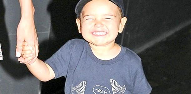 Стильні дітки: усміхнений Флінн Блум (ФОТО)