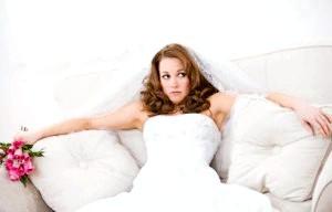 Стрес перед весіллям фото