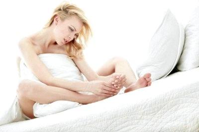 Судоми в ногах при вагітності