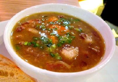 Суп з баранини