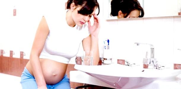 Токсикоз у вагітних: види, причини та способи подолання фото