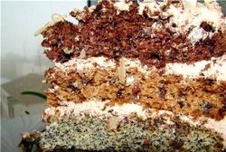 Торт Дамський каприз фото