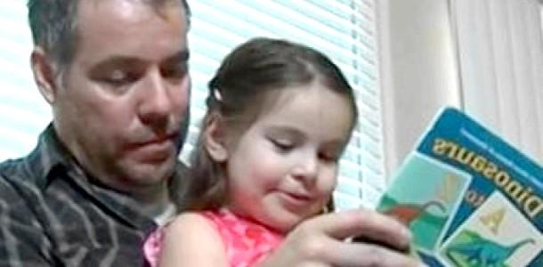 Трирічна дівчинка стала найрозумнішою на планеті (ФОТО + відео)