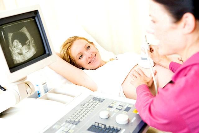Третє планове УЗД під час вагітності