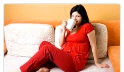 Вживання кофеїну при вагітності