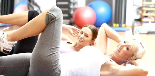 Вправи для схуднення від Демі Мур