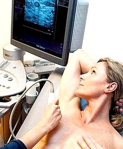 УЗД молочних залоза. Колі и де робити? фото